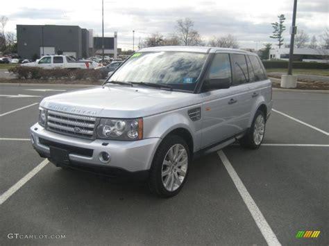 2006 Zambezi Silver Metallic Land Rover Range Rover Sport