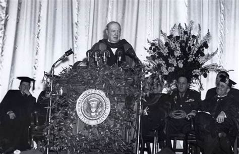 winston churchills iron curtain speech speeches that made history winston churchill s quot iron