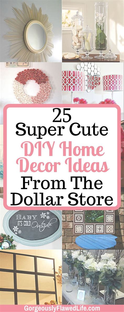 Inexpensive Home Decor by Inexpensive Affordable Diy Home Decor Ideas From The