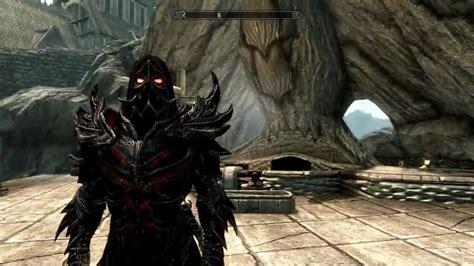 Skyrim Daedric Mask Mod