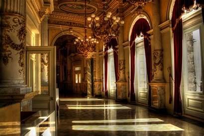 Interior Deviantart Dresden Semperoper Kjz Castle Fantasy