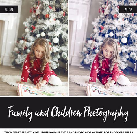 children  family lightroom presets photoshop actions