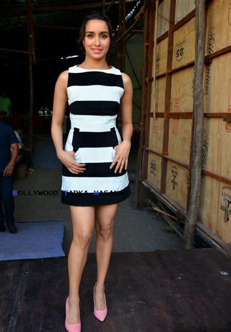 Shraddha Kapoor Looks Stunning While Promoting Baaghi