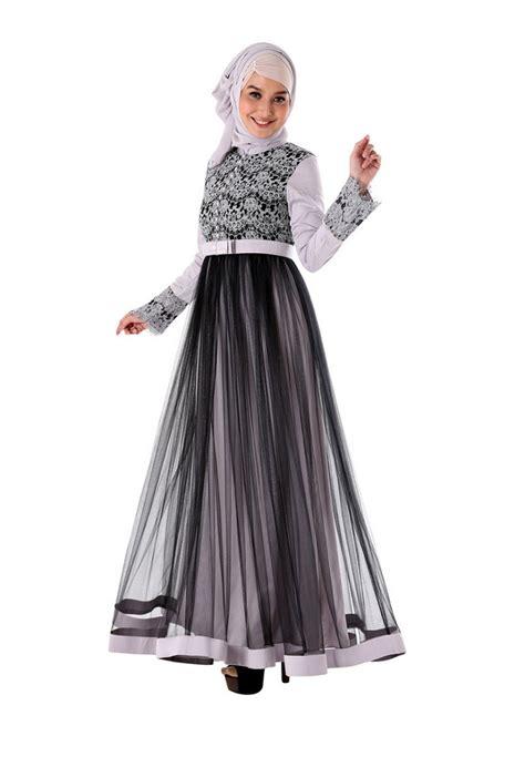 model dress selutut cantik lengan panjang  wanita karir