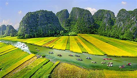 Hoa Lu Tam Coc Tour 1 Day- only 40$ Deluxe tour from Aroka ...