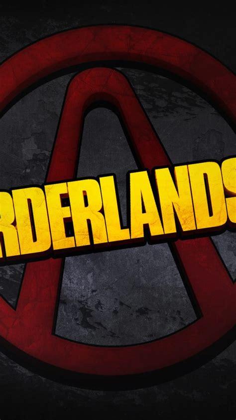 borderlands  logo  hd wallpaper