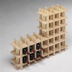 Casier A Bouteille Leroy Merlin : rangements de bouteilles chic et design galerie photos d ~ Mglfilm.com Idées de Décoration