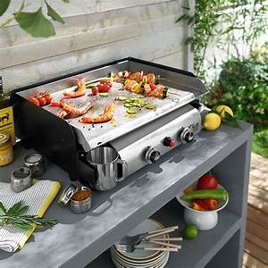 Castorama Plancha Gaz : barbecue balcon notre shopping sp cial marie claire ~ Premium-room.com Idées de Décoration