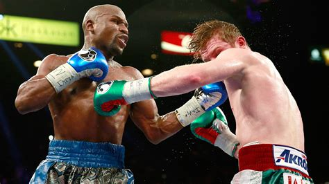 floyd mayweather canelo alvarez top grossing ppv fight