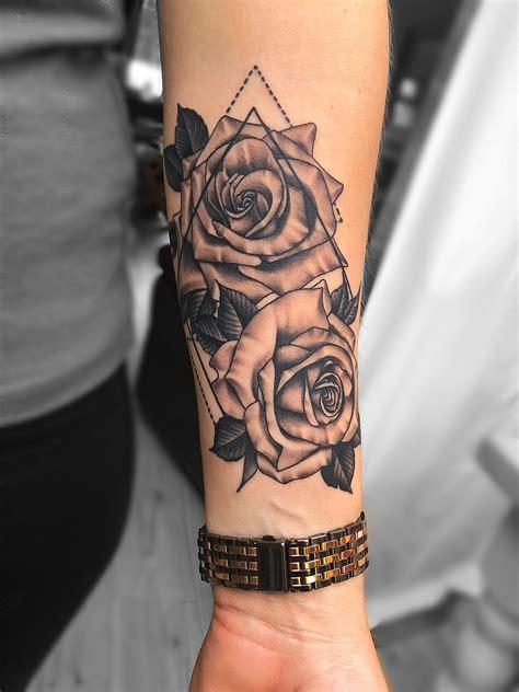 roses forearm tattoo tattoo forearm tattoos tattoo