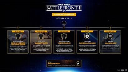 Battlefront Wars Calendar Community Hunt October Ewok