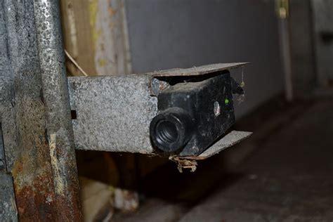 garage door sensor light how to fix common garage door sensor issues