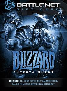 20 Store Gift Card Balance Blizzard
