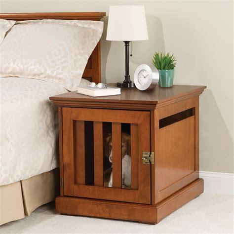 nightstand dog house adorable home
