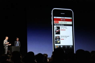 netflix app for iphone netflix app announced for iphone
