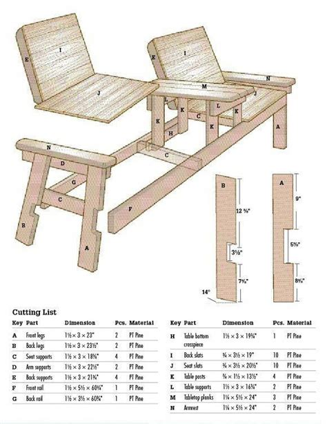 diy side  side patio chairs