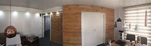Wohnzimmer Wand Holz : holz wand wohnzimmer bs holzdesign ~ Lizthompson.info Haus und Dekorationen