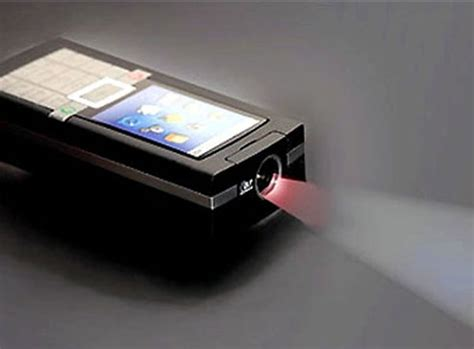 phone with projector 3m focused on adding projectors to mobile phones