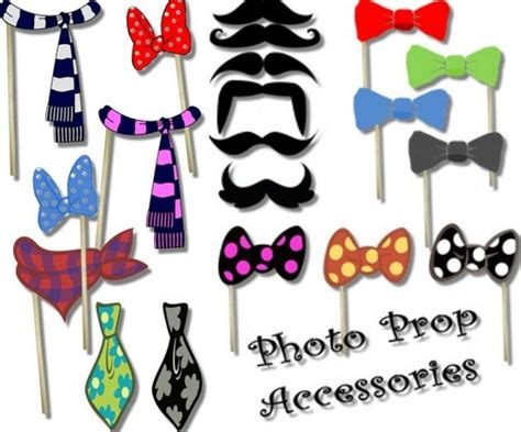 photo booth accessories 17 best images about diy photo booth props on