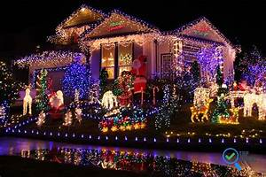 30, Outdoor, Christmas, Light, Decoration, Ideas, U2013, Top, Reveal
