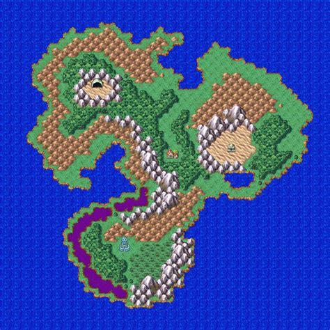 dragons den dragon quest fansite dragon quest iv psx maps