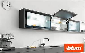 Placard Cuisine Haut : meuble cuisine haut le bois chez vous ~ Teatrodelosmanantiales.com Idées de Décoration