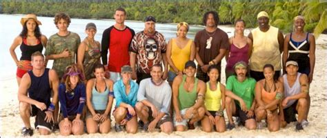 CBS reveals 'Survivor: Cook Islands' cast, confirms racial ...