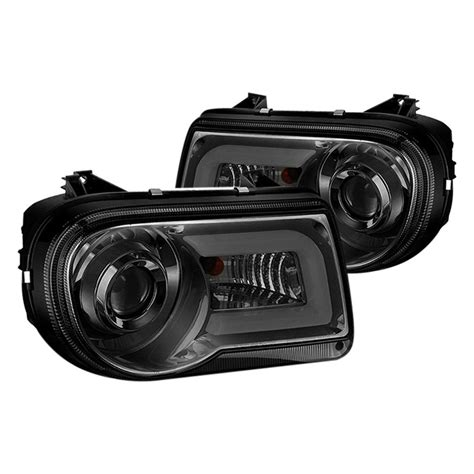 Chrysler 300 Hid Headlights by Spyder 174 Chrysler 300c Without Factory Hid Xenon