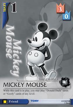 cardmickey mouse kingdom hearts wiki  kingdom