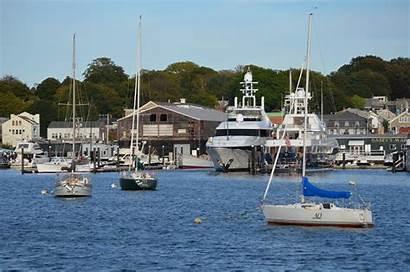 Newport Spring Harbor Wharf