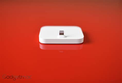iphone lighting dock apple iphone lightning dock review gadgetmac