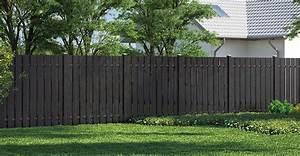 Holz Farbe Anthrazit : zaun sichtschutz selber bauen obi gartenplaner ~ Orissabook.com Haus und Dekorationen