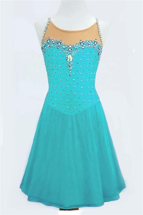 robe de patinage artistique de danse glace personnalis 233 e fabrics and that dress