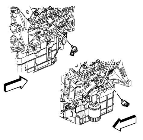 repair guides component locations knock sensor autozone