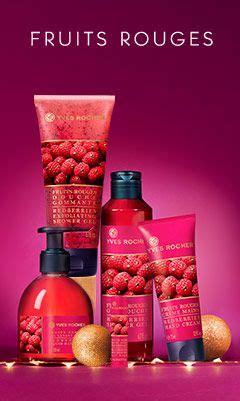 Sié E Yves Rocher Fruits Rouges Yves Rocher Yves Rocher