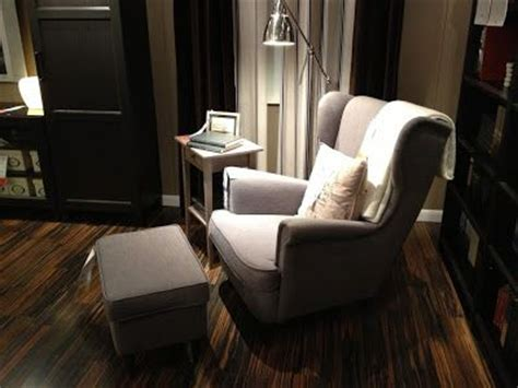 Strandmon Wing Chair Light Grey by Ikea Strandmon Wing Chair Gray Looks Against The