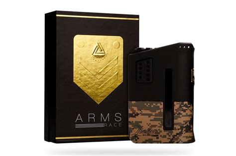 limitless mod  arms race box mod preview vaping
