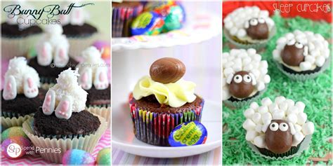 Ideas For Easter Cupcakes by 12 Easter Cupcakes Simply Southern Baking