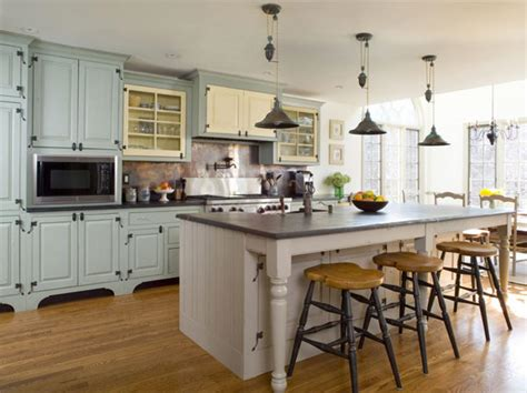 Country Kitchen French Colors Style Best Paint Ideas On