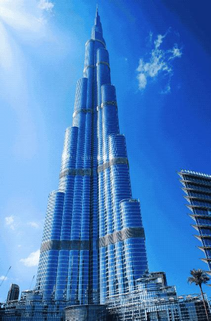 Burj Khalifa Dubai World Tower