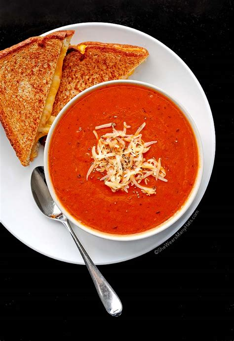 and easy tomato soup recipe wears many hats