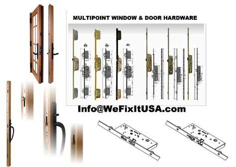multipoint  mortise hardware  windows doors sliding patio doors swinging doors truth