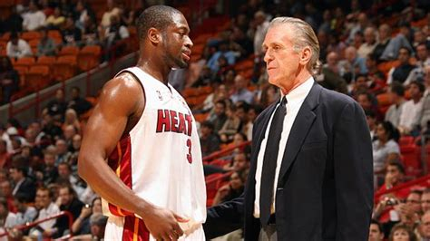 pat and lebron pat miami heat thriving in lebron departure