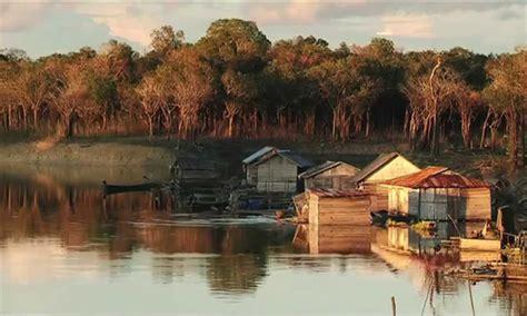 foto tempat wisata alam  kalimantan pesona indonesia