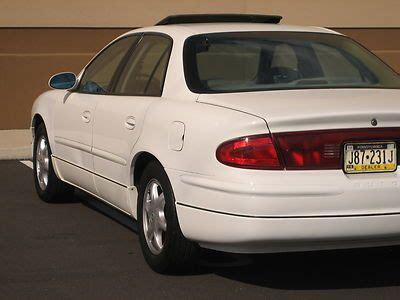 how make cars 2003 buick regal transmission control purchase used 2003 buick regal ls non smoker only 48k miles sunroof clean must sell no reserve