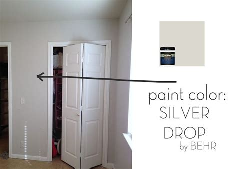 silver drop behr favorite paint color planned for the