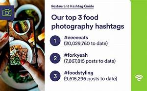 60 Instagram Small Business Hashtags For Restaurants | Beambox
