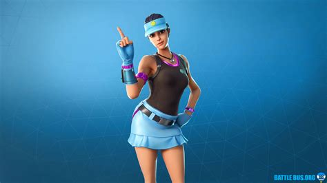 volley girl outfit volley girl set fortnite skins info