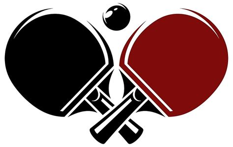 custom logo ping pong table quot table tennis logos design quot posters by lovingangela
