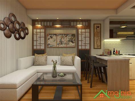 desain  interior apartemen oasis jakarta portofolio